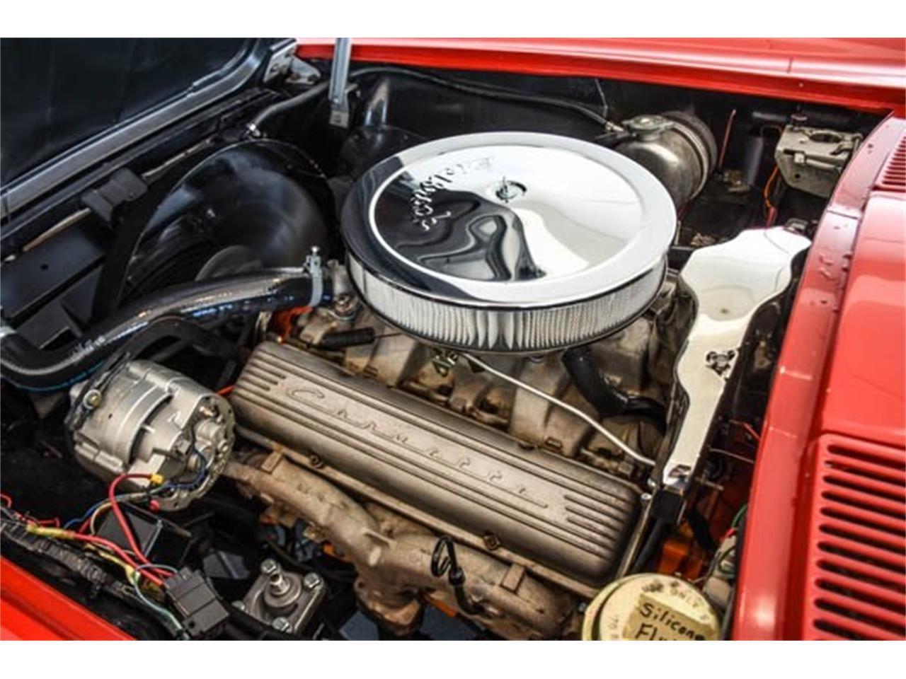 Large Picture of '66 Corvette - Q5CH