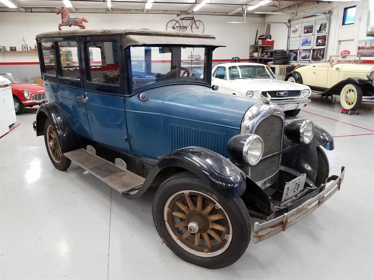 Large Picture of Classic 1926 Chrysler Sedan located in Tempe Arizona Offered by Arizona Classics - Q5CJ