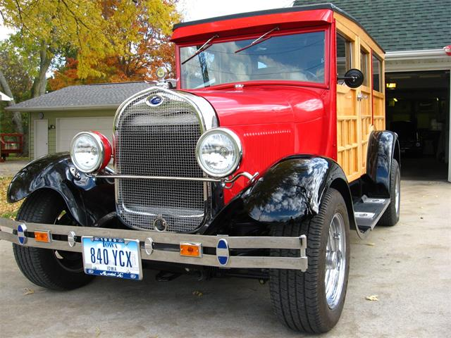 Picture of '29 Woody Wagon - Q5CK