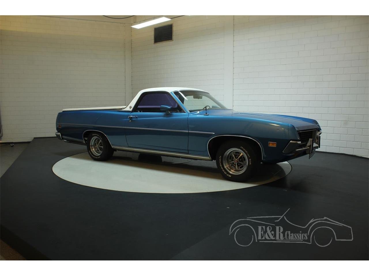 Large Picture of '71 Ranchero - Q5CM