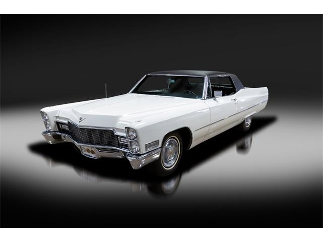 Picture of Classic '68 Cadillac Coupe DeVille located in Mill Hall Pennsylvania Auction Vehicle Offered by  - Q5CU