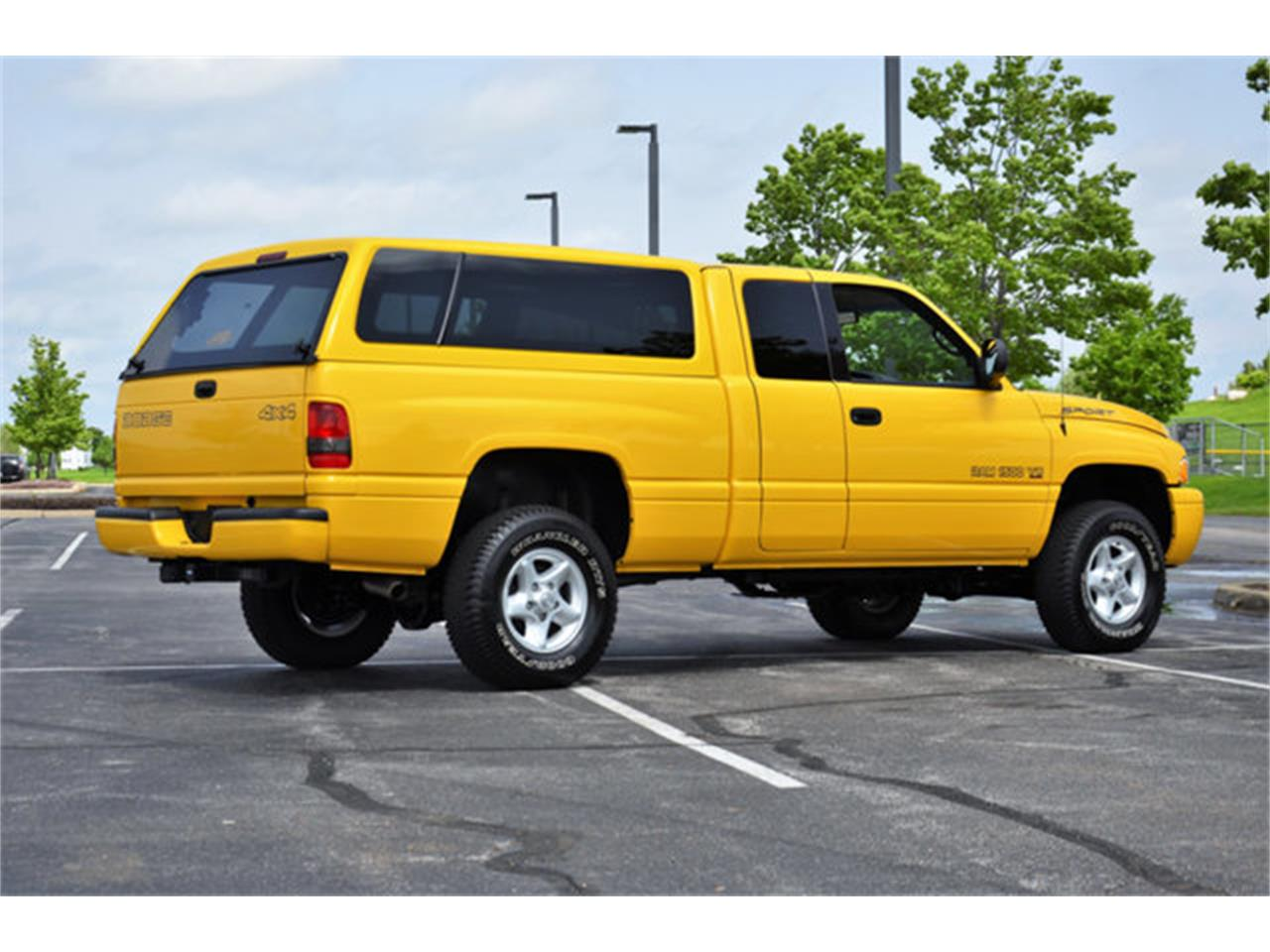 Large Picture of '00 Ram 1500 - Q64W