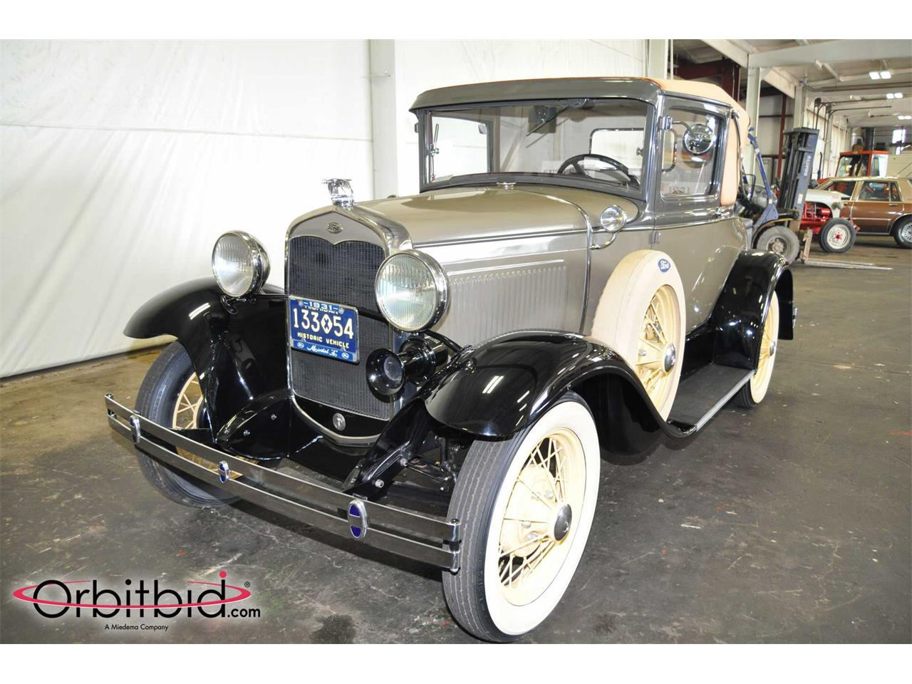 Large Picture of '31 Model A - Q5FQ