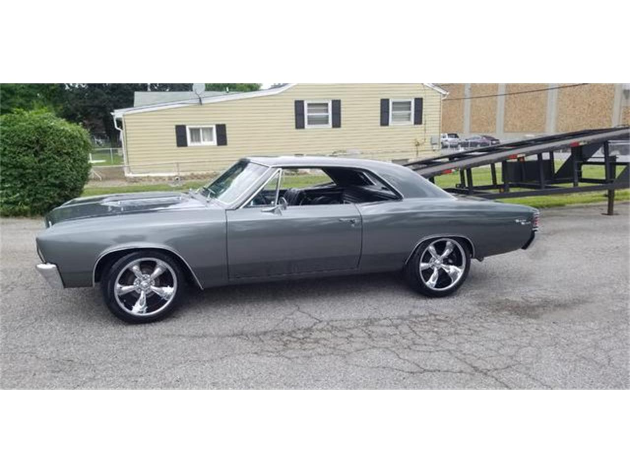Large Picture of '67 Chevelle - Q65F