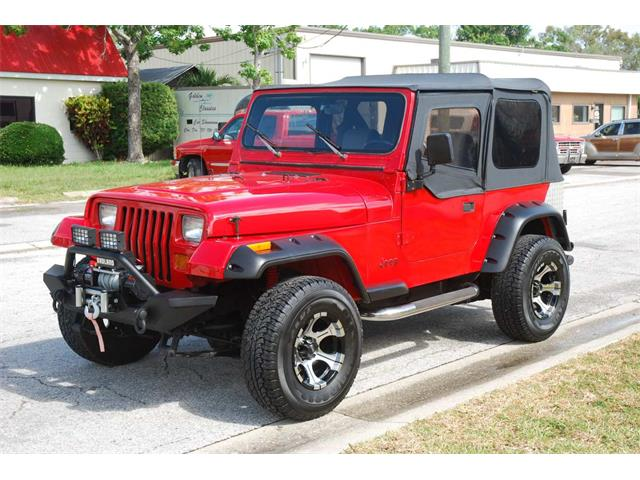 Picture of '89 Jeep Wrangler located in Harvey Louisiana - Q65G
