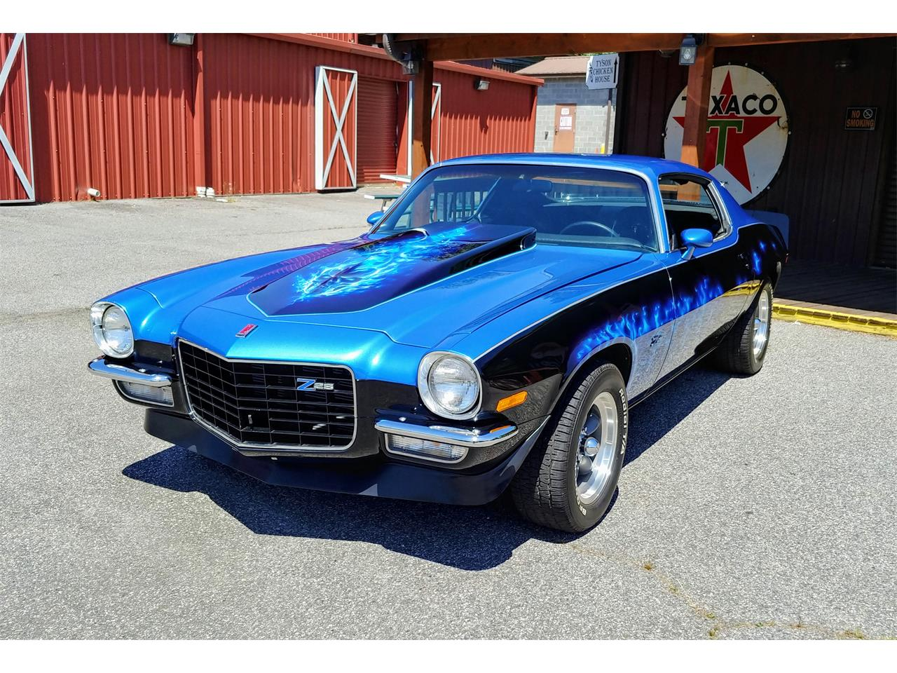 Large Picture of '73 Camaro Z28 - Q5FR