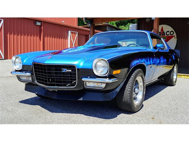 Picture of '73 Camaro Z28 - Q5FR