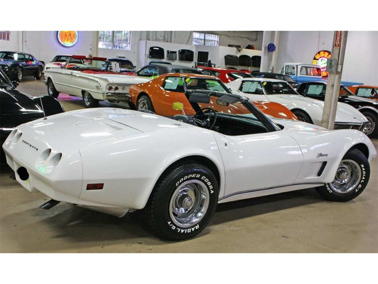 Large Picture of '74 Corvette - Q65N