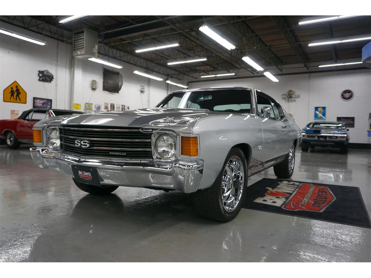 Large Picture of 1972 Chevelle - Q65X