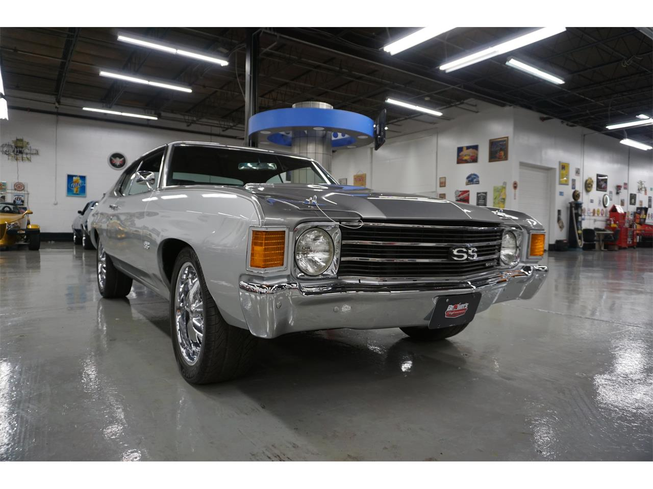 Large Picture of Classic 1972 Chevelle Offered by Brown's Performance Motorcars - Q65X