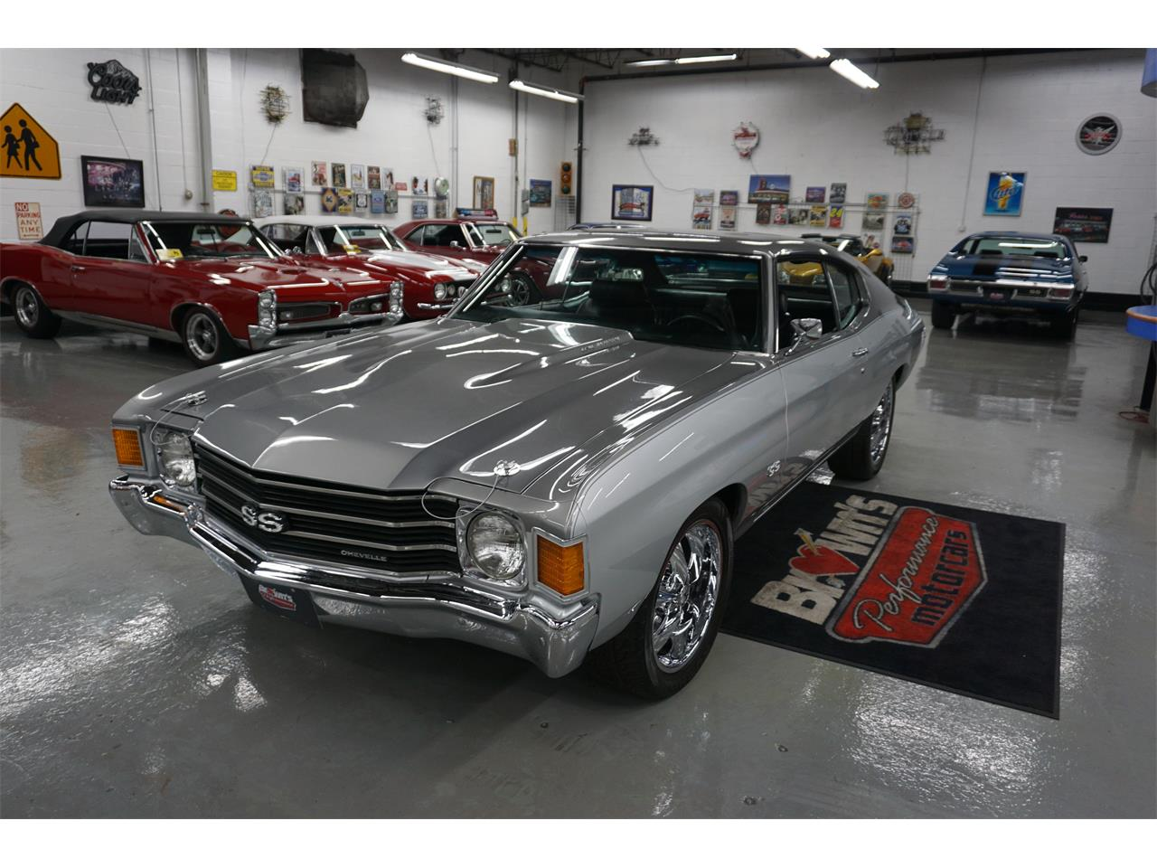 Large Picture of Classic '72 Chevelle Offered by Brown's Performance Motorcars - Q65X