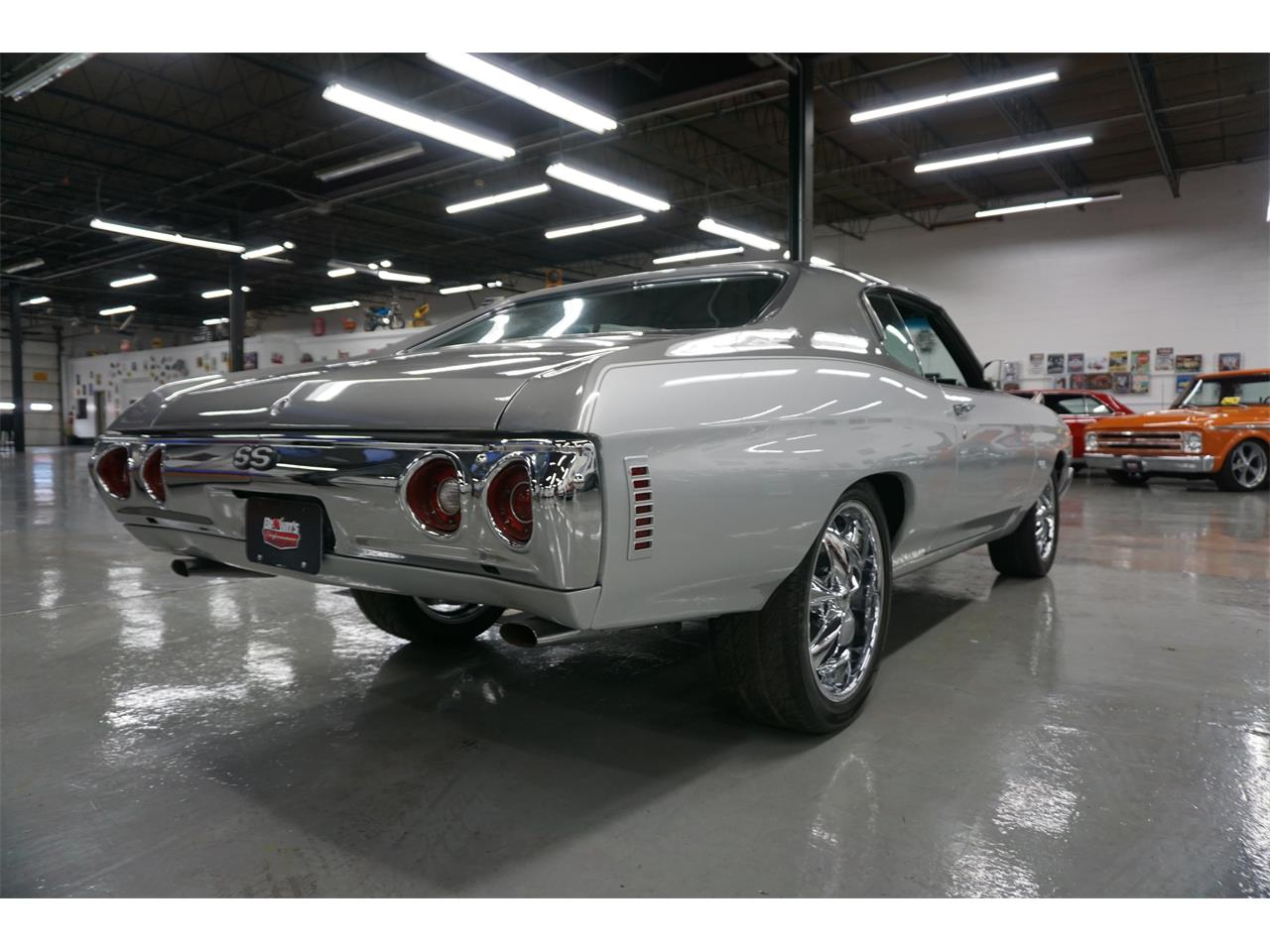 Large Picture of 1972 Chevrolet Chevelle Offered by Brown's Performance Motorcars - Q65X