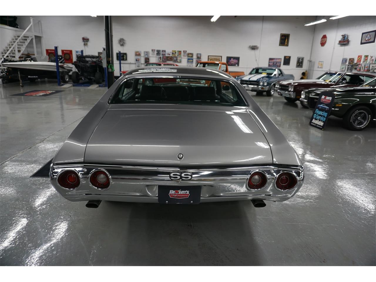 Large Picture of Classic '72 Chevelle located in Maryland - $24,900.00 Offered by Brown's Performance Motorcars - Q65X