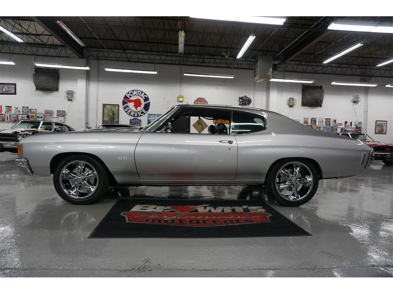 Large Picture of Classic '72 Chevelle located in Glen Burnie Maryland - $24,900.00 Offered by Brown's Performance Motorcars - Q65X