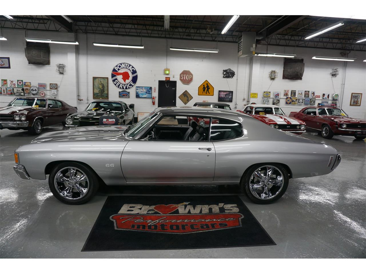 Large Picture of 1972 Chevelle Offered by Brown's Performance Motorcars - Q65X