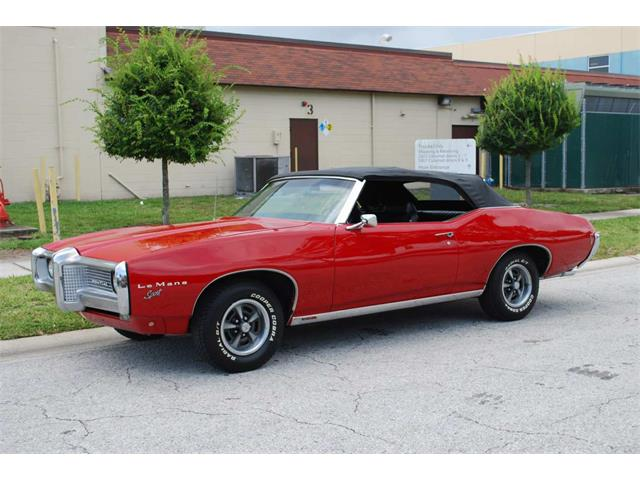 Picture of Classic 1969 Pontiac LeMans located in Louisiana Offered by  - Q65Y