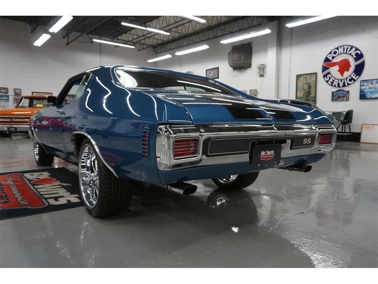 Large Picture of '70 Chevrolet Chevelle Offered by Brown's Performance Motorcars - Q666