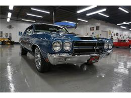 Picture of 1970 Chevrolet Chevelle - $43,900.00 Offered by Brown's Performance Motorcars - Q666