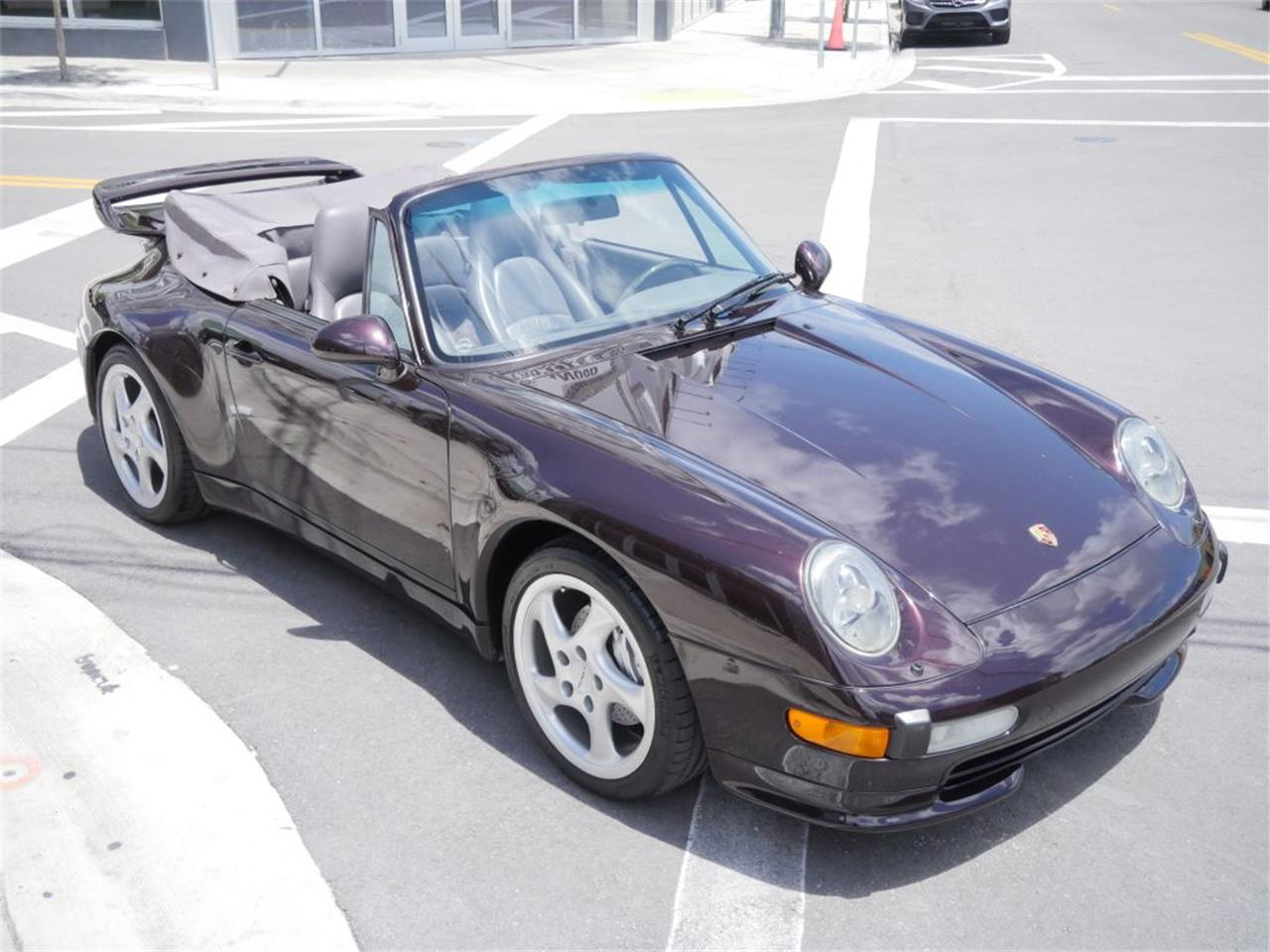 Large Picture of '97 Porsche 911 located in Miami Florida Offered by Walt Grace Vintage - Q668