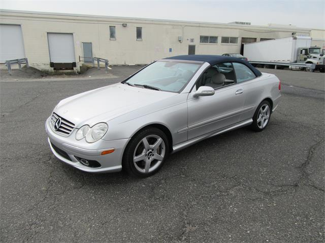 2005 Mercedes-Benz CLK500