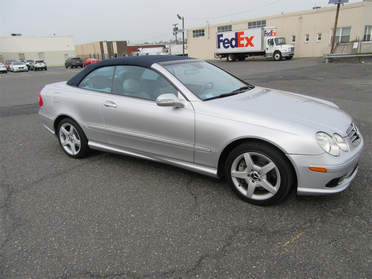 Large Picture of '05 CLK500 - Q5FU