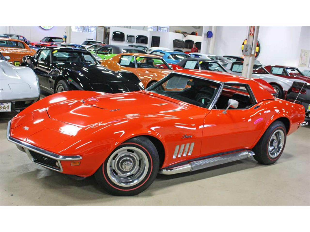 Large Picture of '69 Chevrolet Corvette located in Louisiana Offered by Vicari Auction - Q66E