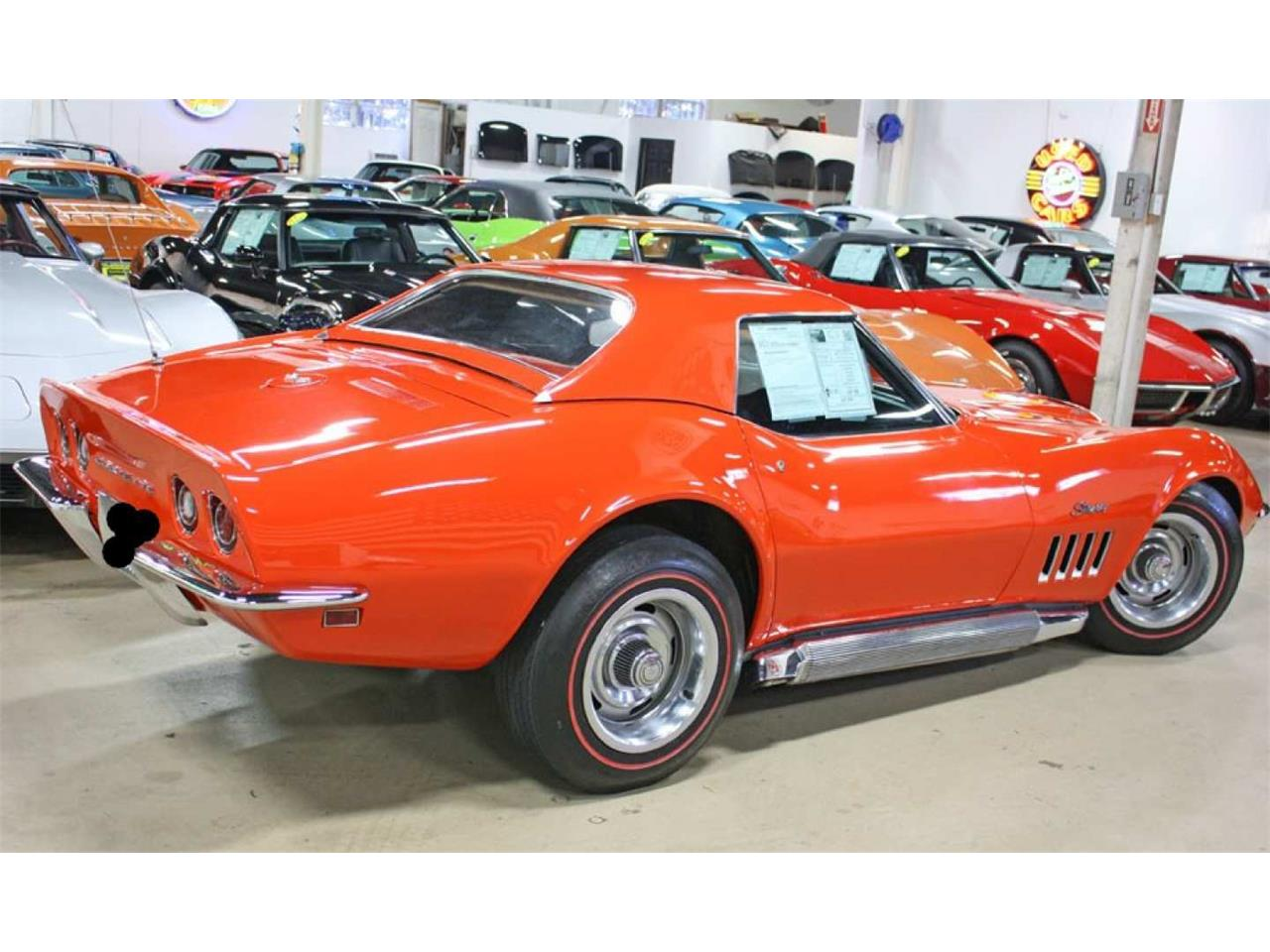 Large Picture of '69 Chevrolet Corvette Offered by Vicari Auction - Q66E