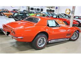 Picture of Classic 1969 Chevrolet Corvette located in Harvey Louisiana Auction Vehicle - Q66E
