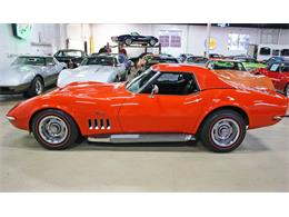 Picture of '69 Chevrolet Corvette located in Harvey Louisiana Offered by Vicari Auction - Q66E