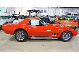 Picture of 1969 Corvette located in Harvey Louisiana Offered by Vicari Auction - Q66E
