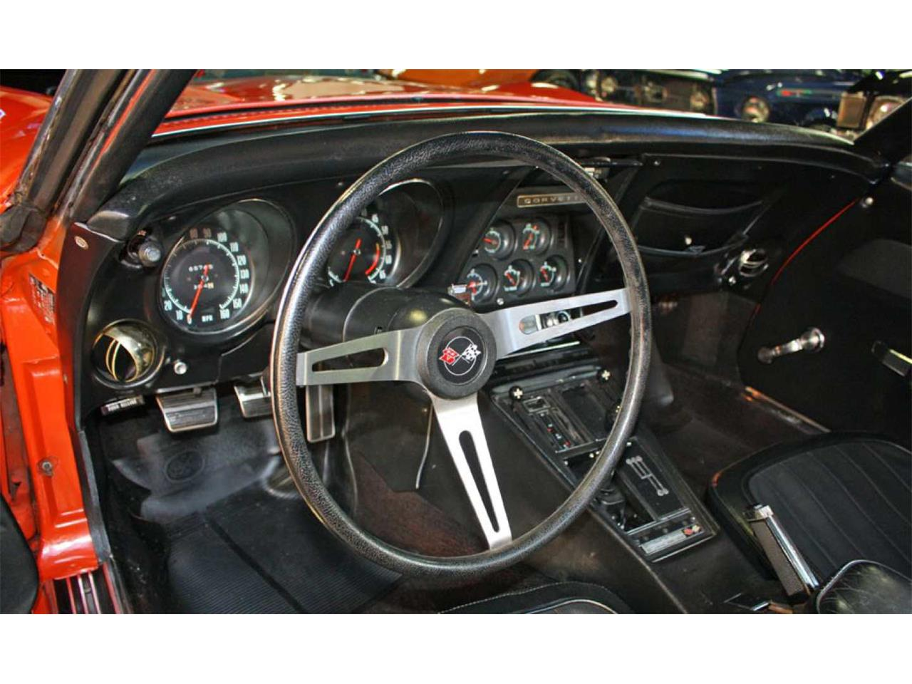 Large Picture of 1969 Chevrolet Corvette located in Harvey Louisiana Offered by Vicari Auction - Q66E