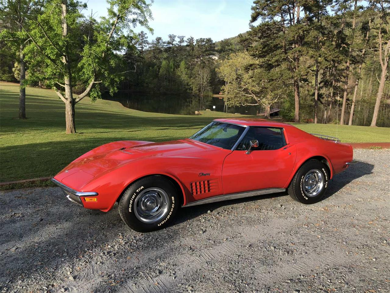 Large Picture of 1970 Chevrolet Corvette located in Harvey Louisiana Auction Vehicle Offered by Vicari Auction - Q66F