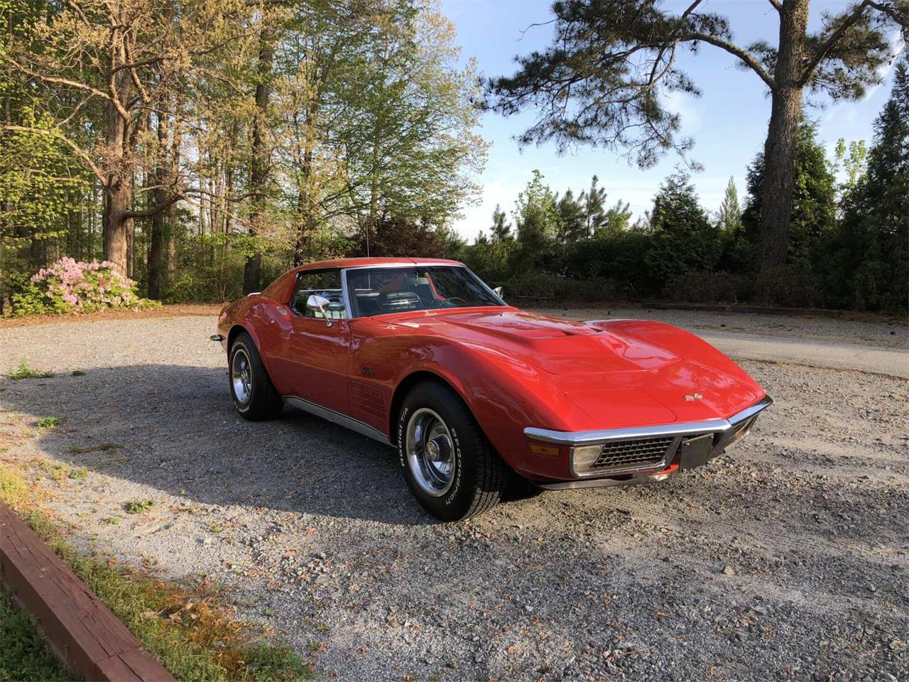 Large Picture of '70 Chevrolet Corvette located in Louisiana - Q66F