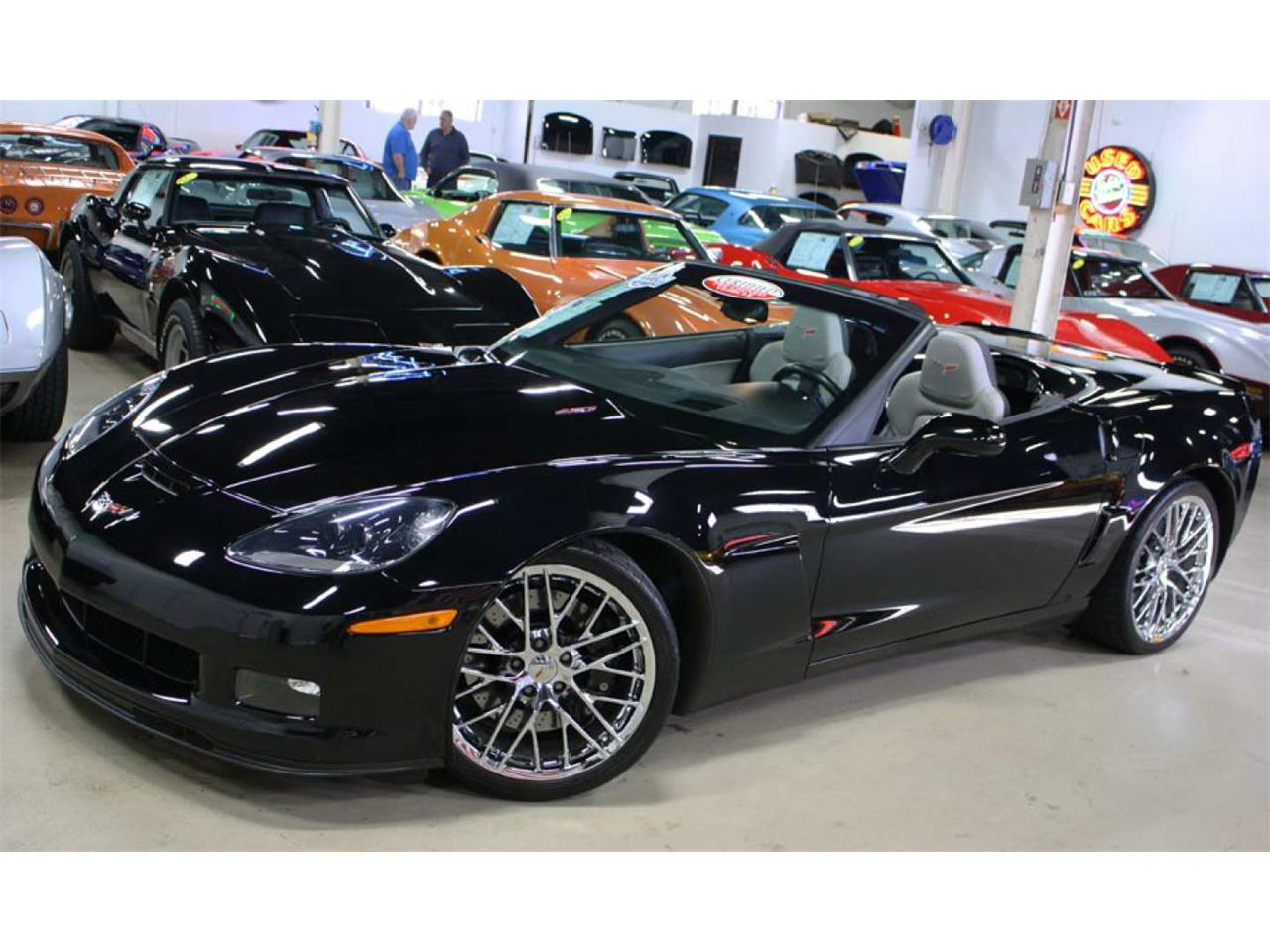 Large Picture of '13 Chevrolet Corvette located in Harvey Louisiana Auction Vehicle Offered by Vicari Auction - Q66G
