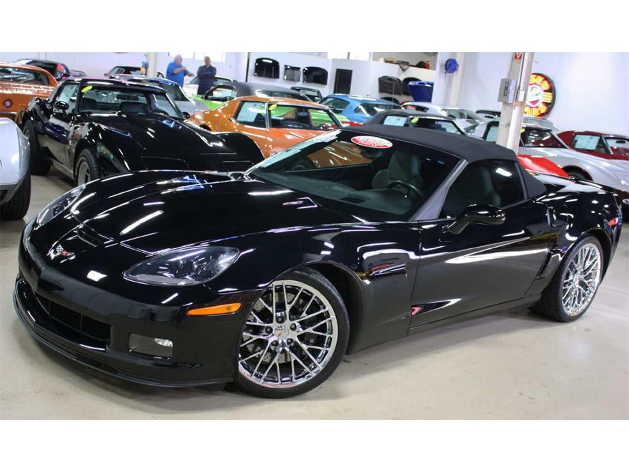 Large Picture of 2013 Chevrolet Corvette located in Louisiana Auction Vehicle Offered by Vicari Auction - Q66G