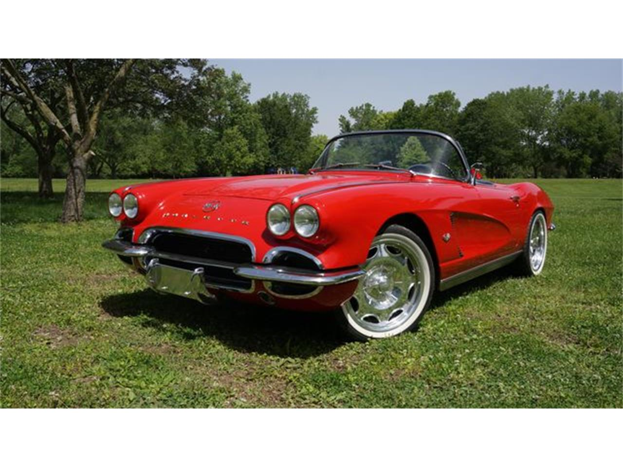 Large Picture of '62 Corvette - Q66K