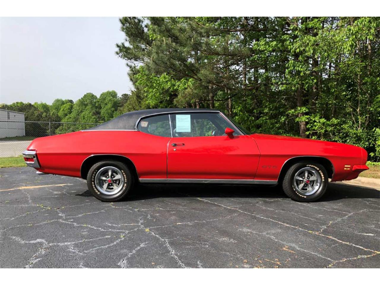 Large Picture of '71 GTO - Q66L