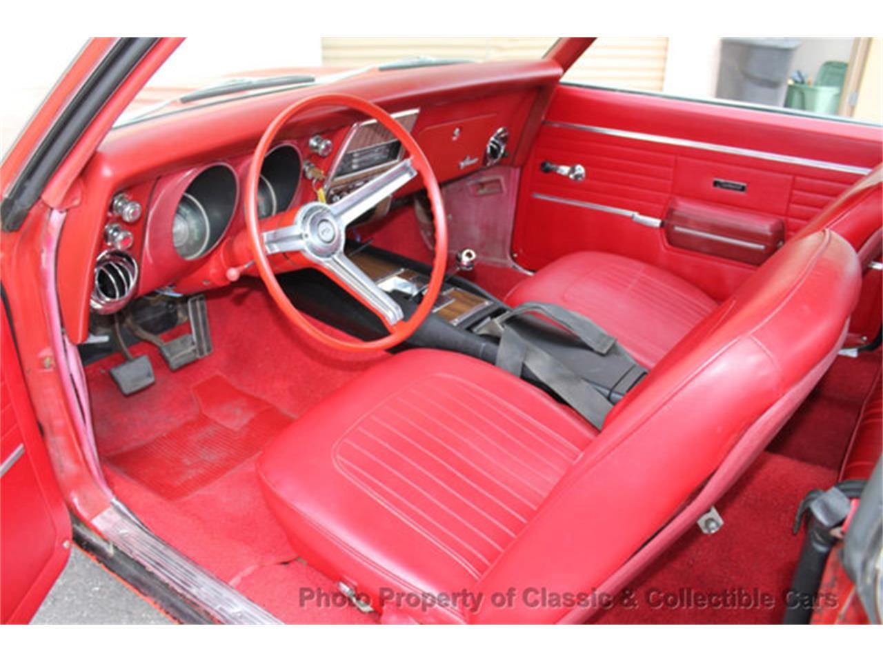 Large Picture of '68 Camaro - Q66M