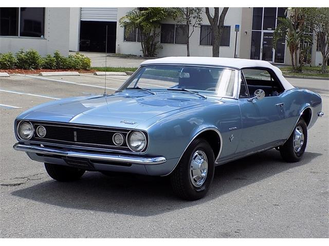 Picture of '67 Camaro - Q66U