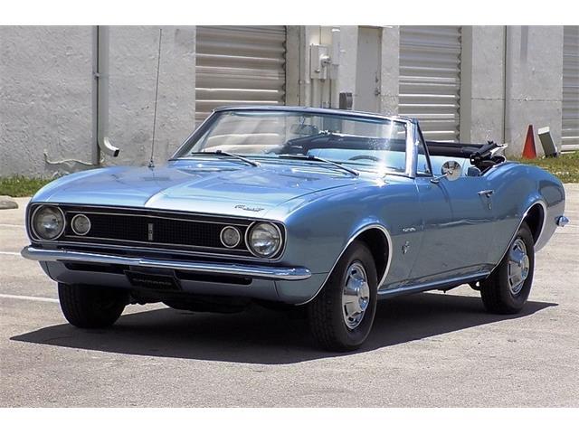 Picture of '67 Camaro - Q66U