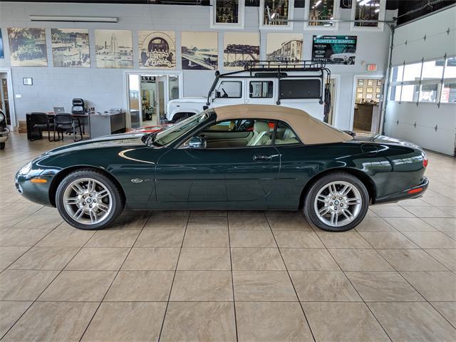 2001 Jaguar XK8
