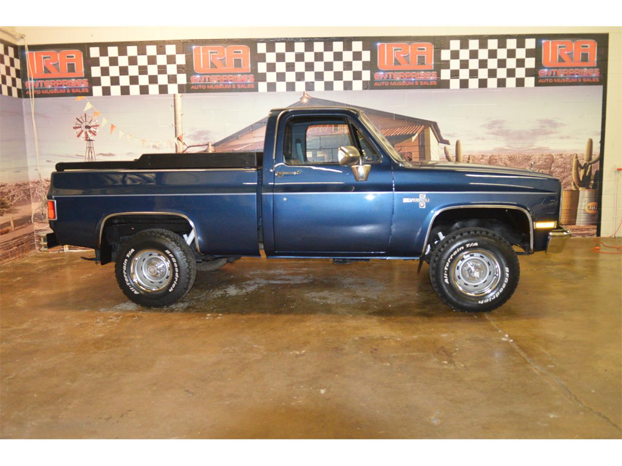 Large Picture of 1984 Chevrolet K-10 located in bristol Pennsylvania - Q66Y