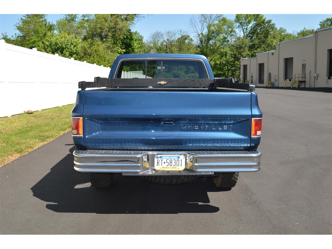 Large Picture of '84 Chevrolet K-10 located in bristol Pennsylvania - $19,900.00 Offered by L.R.A. Enterprises Auto Museum & Sales - Q66Y