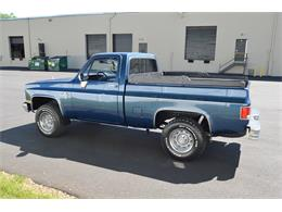 Picture of '84 Chevrolet K-10 located in bristol Pennsylvania Offered by L.R.A. Enterprises Auto Museum & Sales - Q66Y