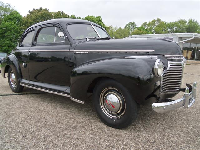Picture of '41 Deluxe Business Coupe - Q671