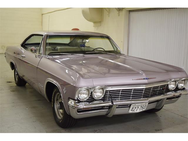 Picture of '65 Impala SS located in Virginia - $24,900.00 Offered by  - Q673
