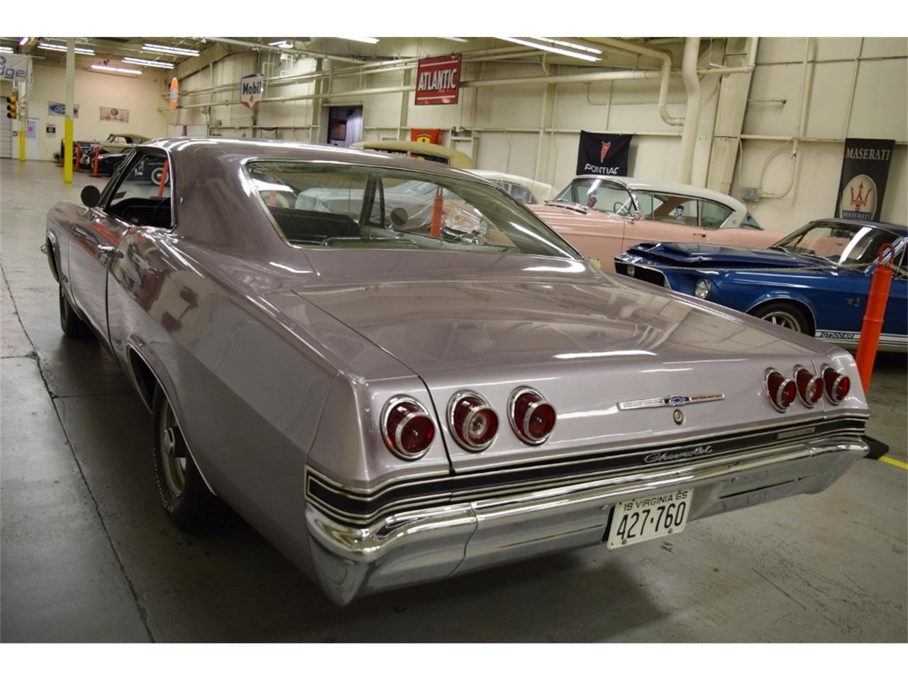 Large Picture of '65 Impala SS - Q673