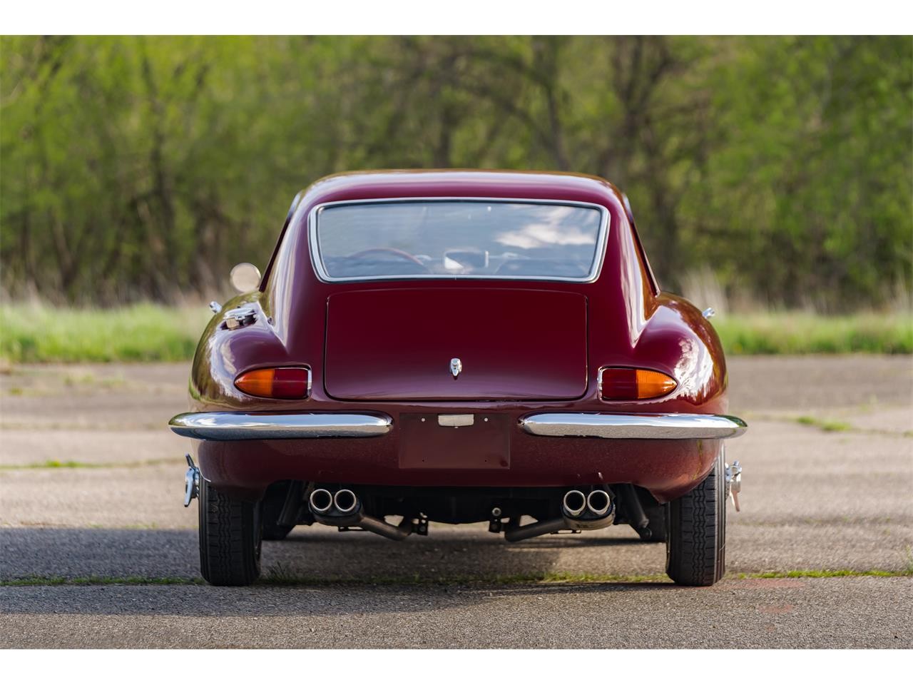 Large Picture of Classic '63 Apollo 3500GT Offered by LBI Limited - Q5FX