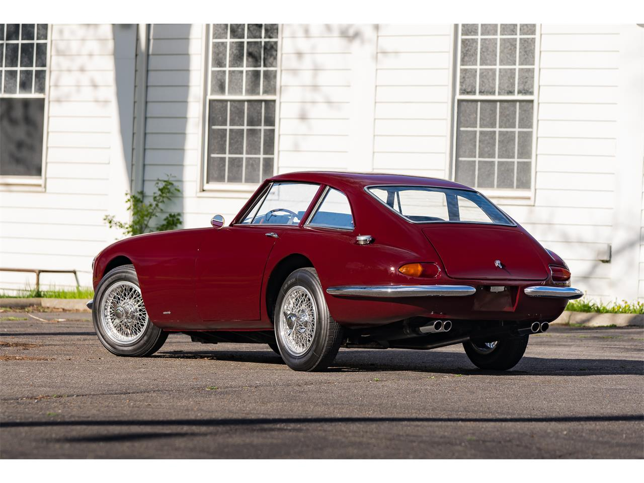 Large Picture of '63 Apollo 3500GT - $175,000.00 Offered by LBI Limited - Q5FX