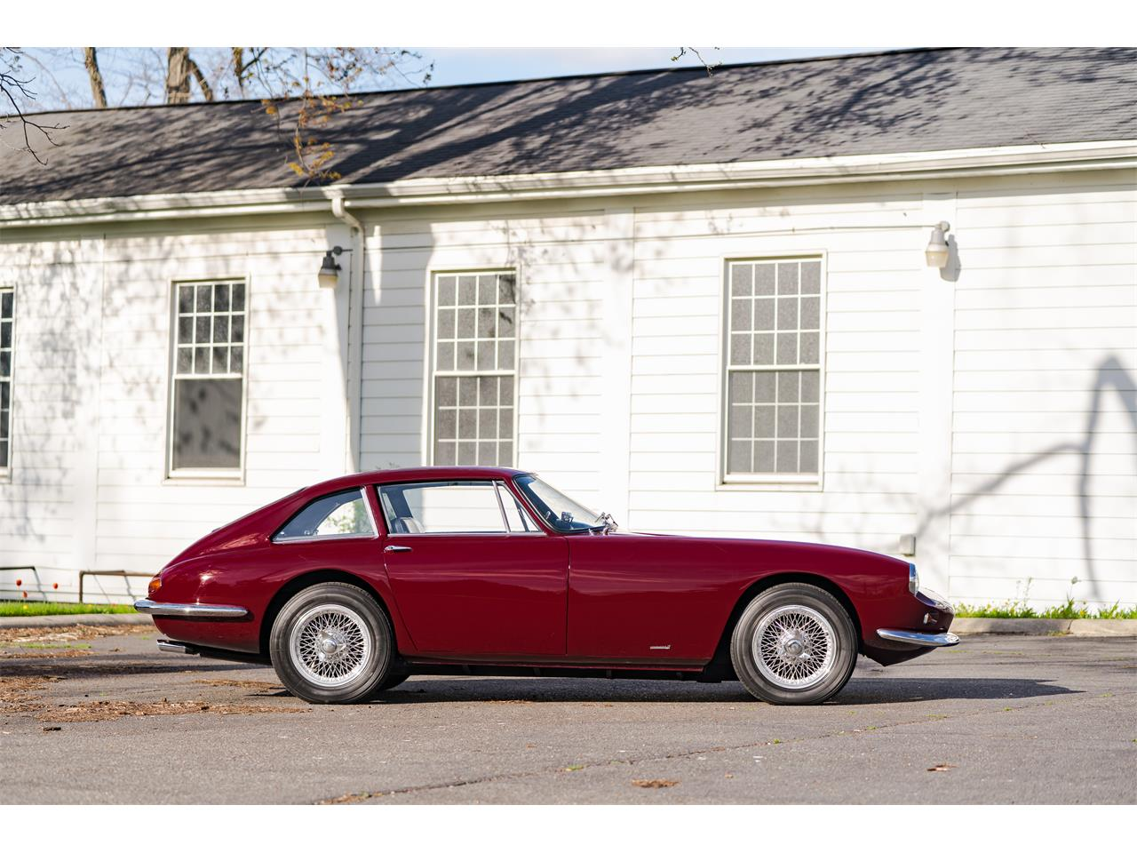 Large Picture of '63 Apollo 3500GT located in Michigan - $175,000.00 Offered by LBI Limited - Q5FX